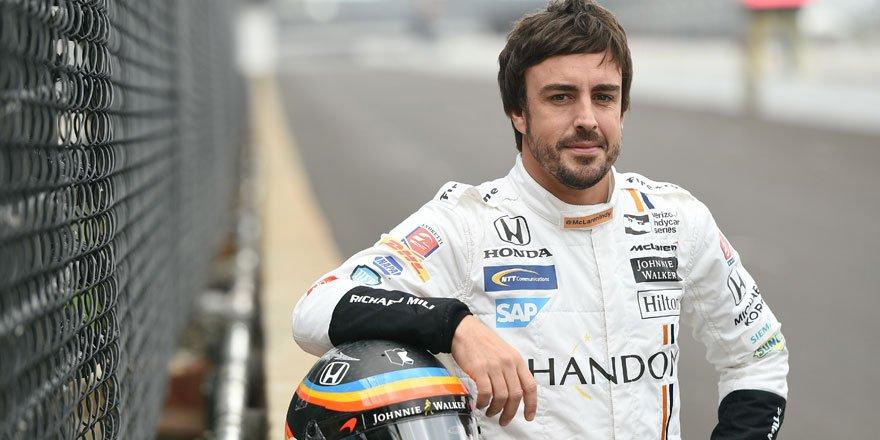 Fernando Alonso Formula 1'e geri döndü! Yeniden Renault takımında
