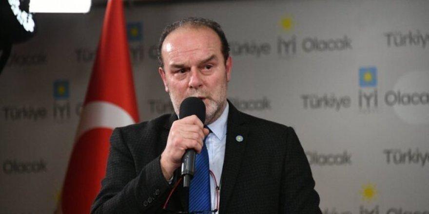 İYİ Partili Levent Özeren gözaltına alındı