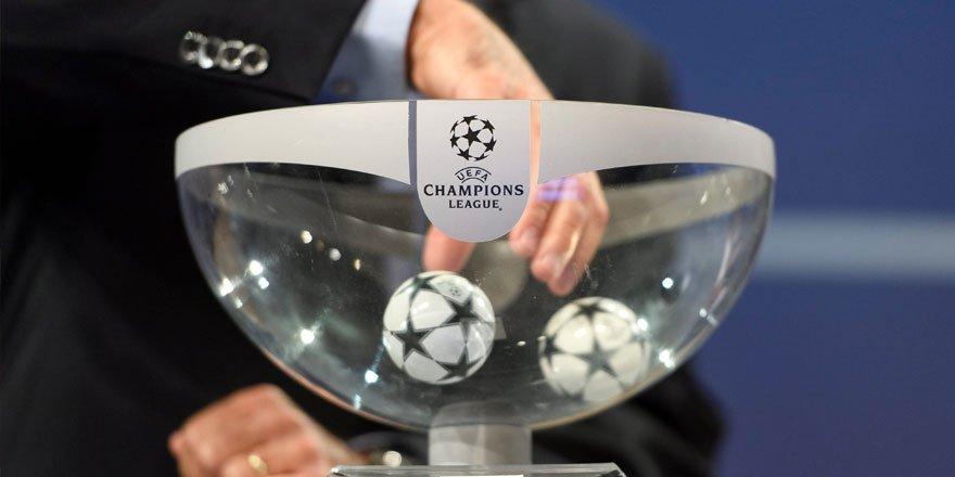 UEFA Şampiyonlar Ligi'nde çeyrek ve yarı final eşleşmeleri belli oldu