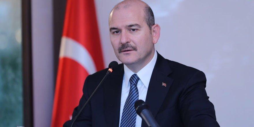 İçişleri Bakanı Soylu resmen duyurdu! Büyük Operasyon başladı