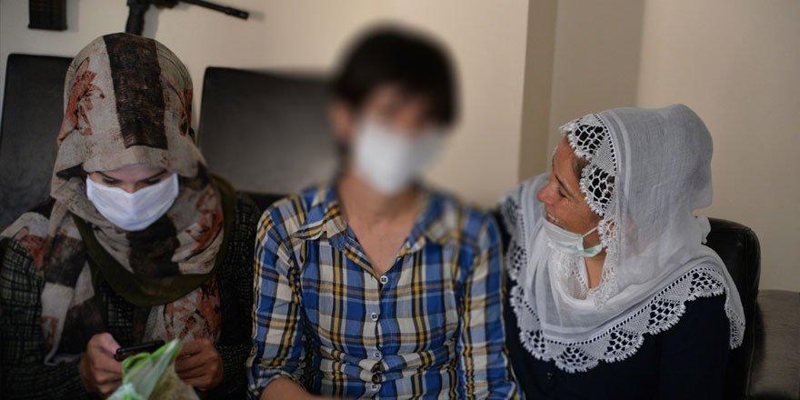 Pkk'lı terörist ikna çalışmaları sonucu Suriye sınırında teslim oldu!