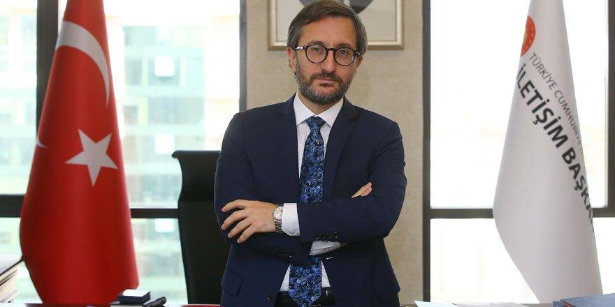 İletişim Başkanı Fahrettin Altun: 15 Temmuz ruhunu teknolojinin imkanlarıyla yaşatacağız