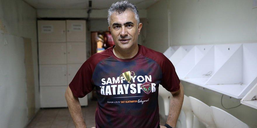 Hatayspor tarihinde ilk kez Süper Lig'e çıktı! Mehmet Altıparmak tarih yazdı
