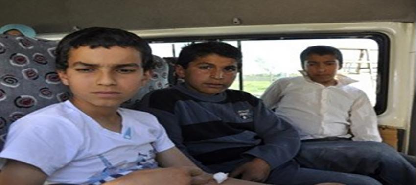 Şanlıurfa'da 25 öğrenci 1 öğretmen zehirlendi