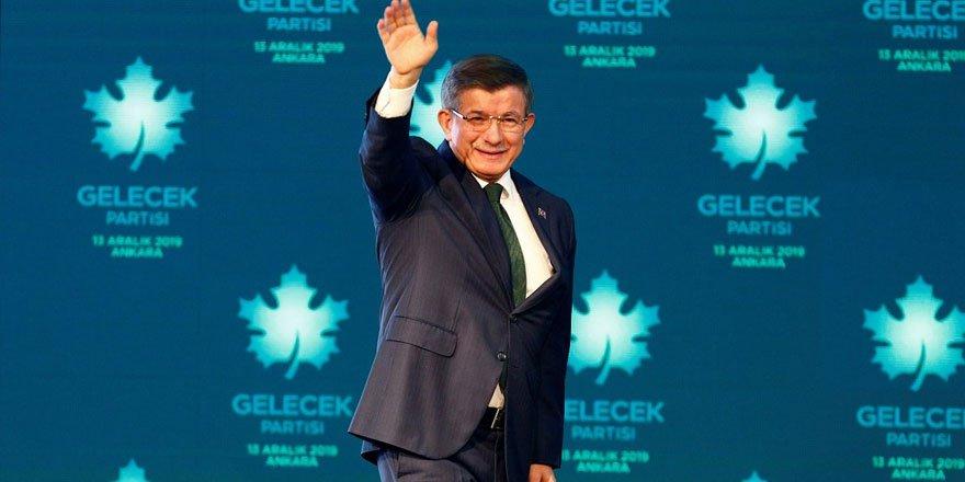 Gelecek Partisi Başkanı Ahmet Davutoğlu: Dava şimdi benim elimde AK Parti davayı bıraktı