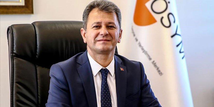 ÖSYM Başkanı Halis Aygün duyurdu! ALES sonuçları erken açıklanacak