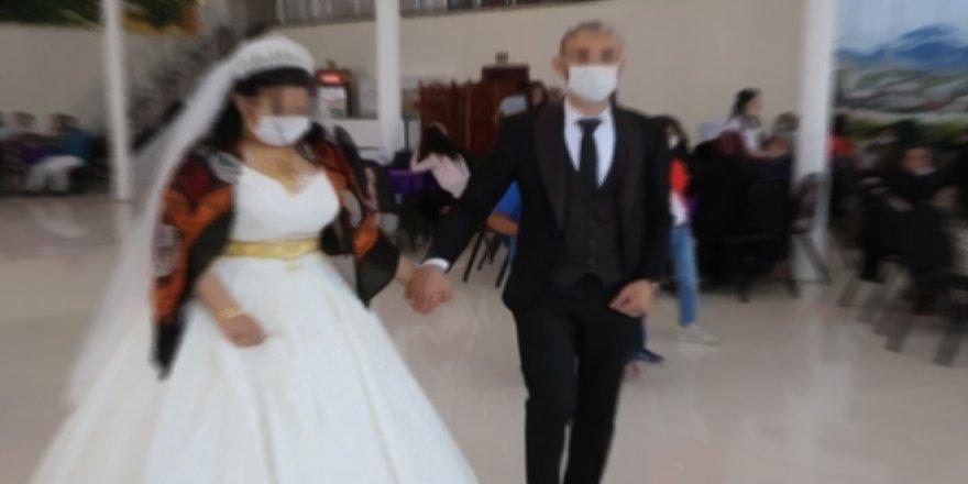 Tokat'ta koronavirüs şoku! Gelin ve damat dahil 5 kişi corona virüse yakalandı