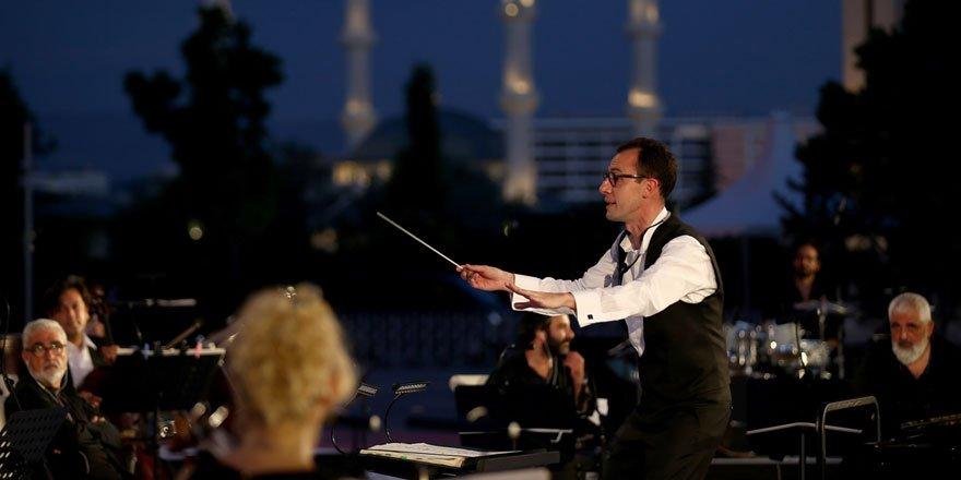 15 Temmuz Destanı Külliye'den Senfonik Konser İle Dünyaya duyurulacak