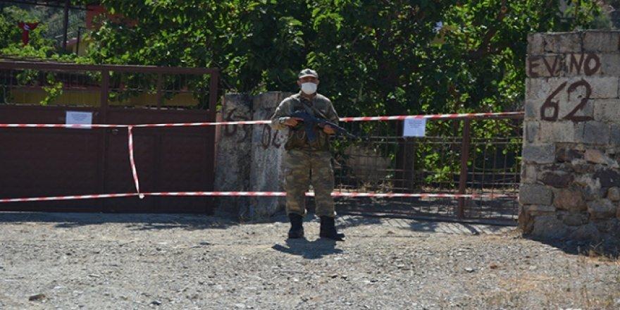 Gaziantep'te 6 ev ile 1 iş yeri karantinaya alındı