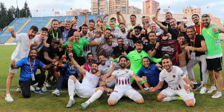 Hatayspor Süper Lig vizesi alan 64. takım oldu