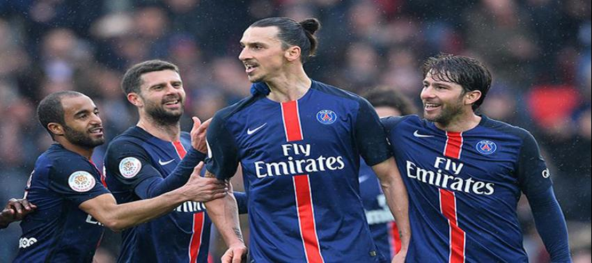 Paris Saint-Germain kupada da finale kaldı