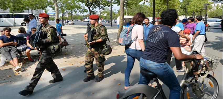 Özgürlükler ülkesi Fransa ONAL için uzatma kararı aldı