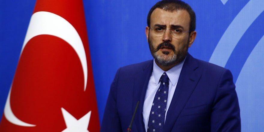 AK Parti'li Mahir Ünal'dan sosyal medya düzenlemesi açıklaması