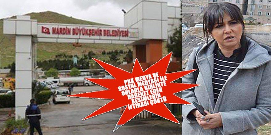 Mardin'de PKK'nın medya ve sosyal medya yapılanması ile 'işbirlikçileri'nin bir oyunu daha çöktü
