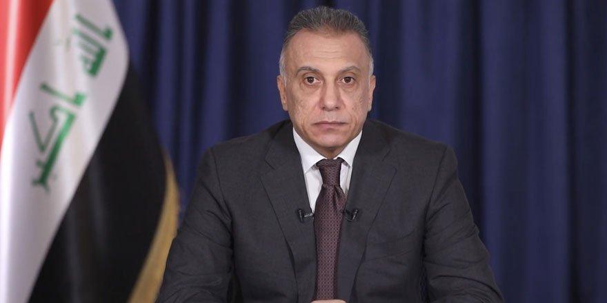 Irak Başbakan Kazımi açıkladı! Haziran 2021'de erken seçim var