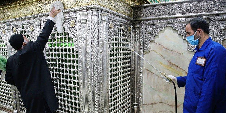 İran'ın Meşhed kentinde koronavirüs tedbirlerine geri dönüldü!