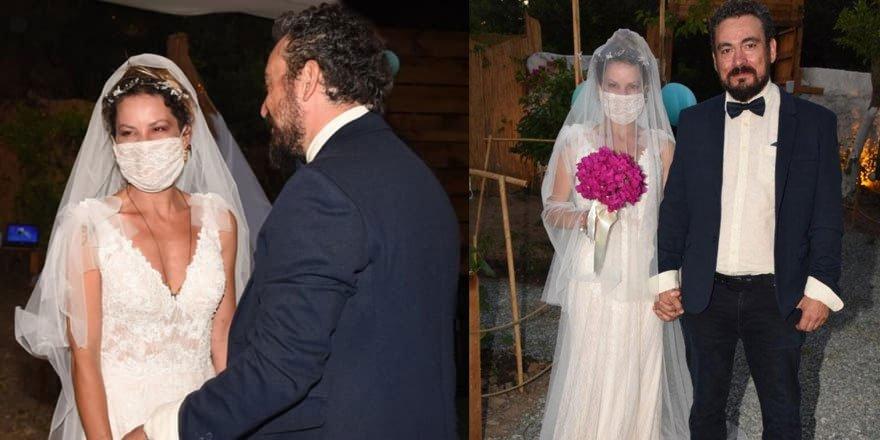 Yıldız Asyalı Kerem Saka'nın 1 aylık evlilikleri bitti! Asyalı'dan şok açıklama