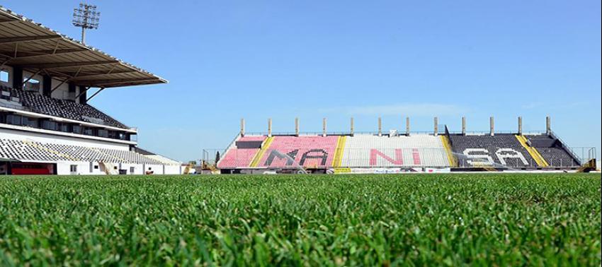 Manisa 19 Mayıs Stadı, Beşiktaş maçına hazır