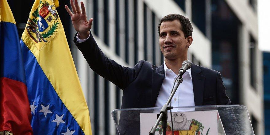 Venezuela'da Guaido öncülüğündeki muhalefet seçimlere katılmama kararı aldı!