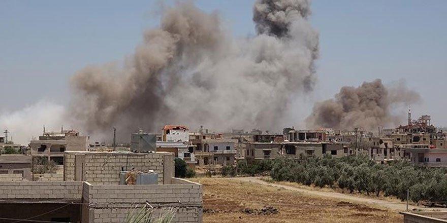 İdlib'de Rus saldırısı: 4 ölü