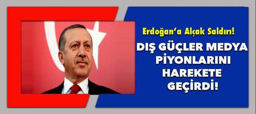 Hadsizlik bu kez İngiltere'den! Erdoğan'a hakaret yarışması!