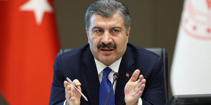 Sağlık Bakanı son 24 saatin Kovid-19 verilerini paylaştı! Güç birliğine ihtiyacımız var