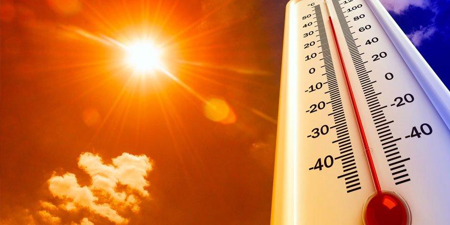 Meteorolojiden 4 il için aşırı sıcak hava uyarısı