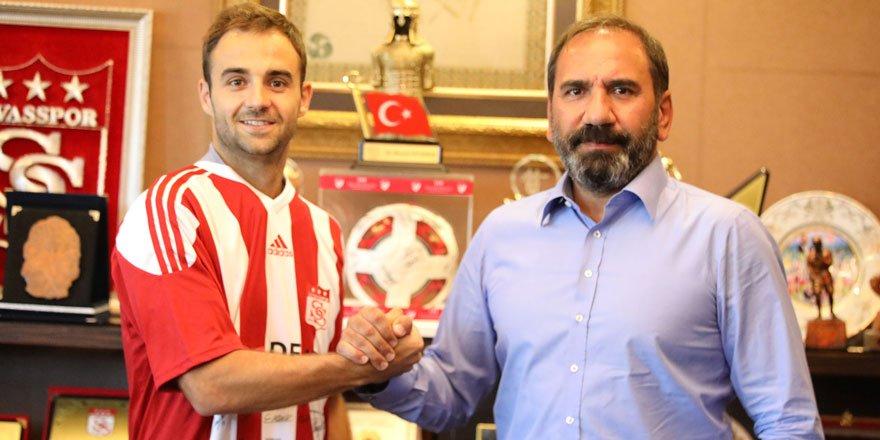 Sivasspor İspanyol futbolcu Jorge Felix'i kadrosuna kattı!