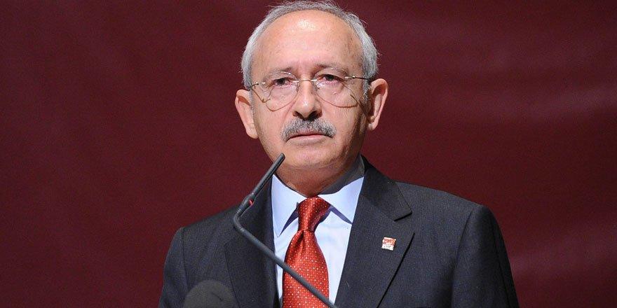 CHP lideri Kılıçdaroğlu'ndan Lübnan'a taziye mesajı!