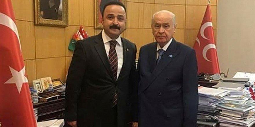 Mhp Ordu İl Başkanlığı'na Naci Şanlıtürk atandı!