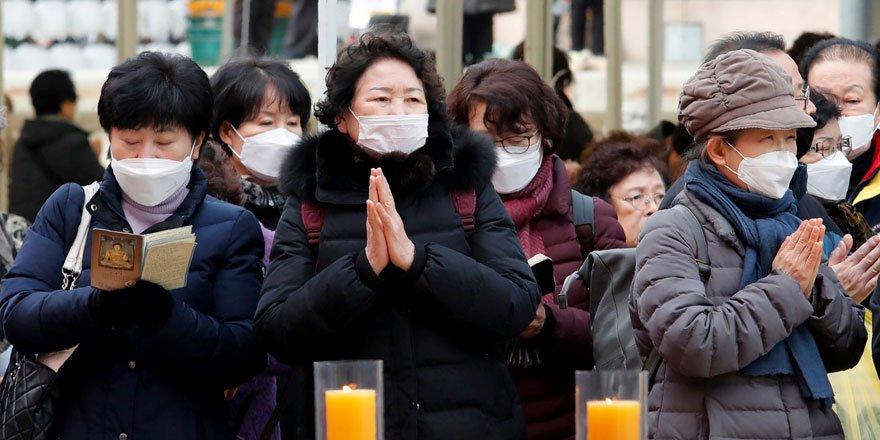 Son 24 Saatte Çin'de 37, Güney Kore'de 20 yeni Kovid-19 vakası görüldü