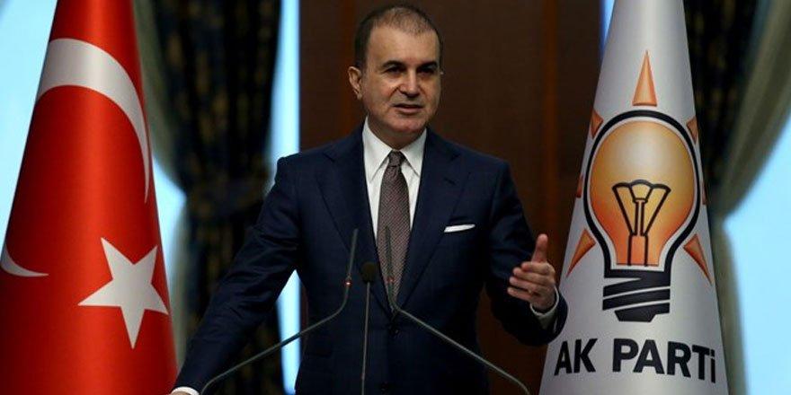 AK Partİ Sözcüsü Çelik: Kriz senaryolarının adresini biliyoruz