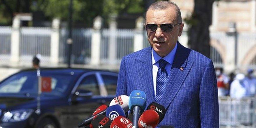 Cumhurbaşkanı Erdoğan: Türkiye'nin tırmanışını görmek istemeyenler var