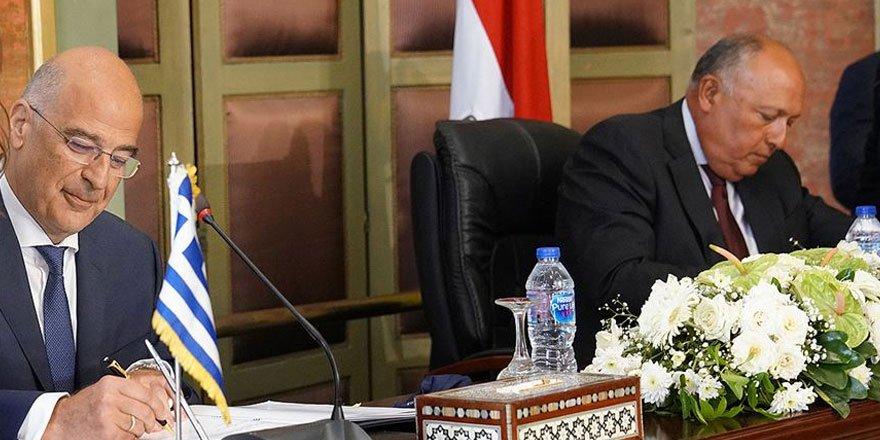 Mısır: Türkiye'nin ayrıntılarını bilmediğiniz anlaşması yönündeki iddiaları bizi şaşırttı