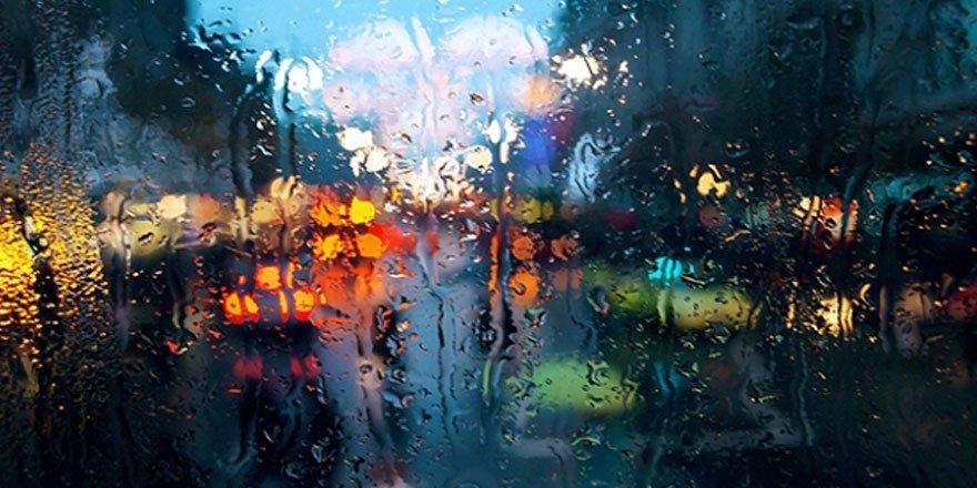 Meteoroloji bazı illeri kuvvetli yağışa karşı uyardı