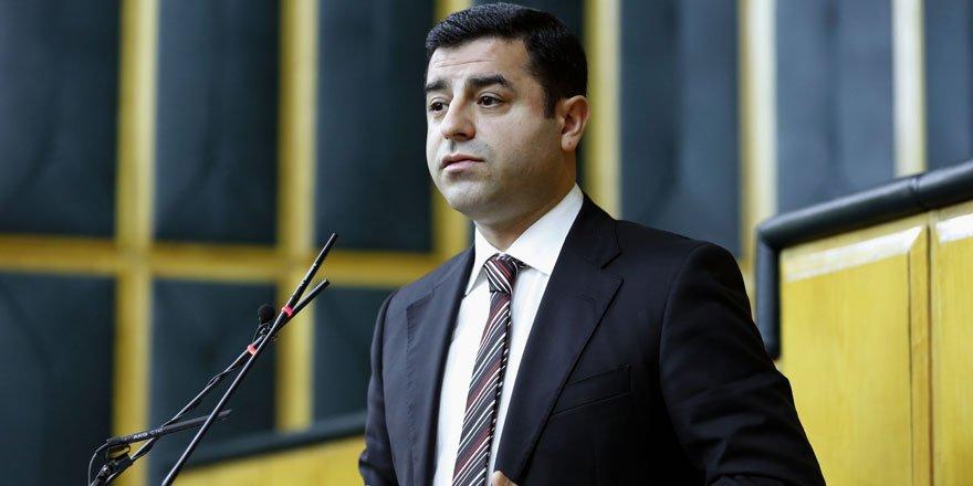Edirne Cumhuriyet Başsavcılığı Demirtaş'ın odasında buzdolabı bulunmadığı iddialarını yalanladı!