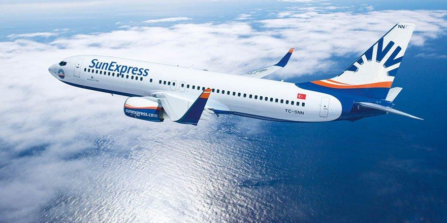SunExpress Almanya'dan Türkiye'nin tatil beldelerine uçuşlarını artırıyor!