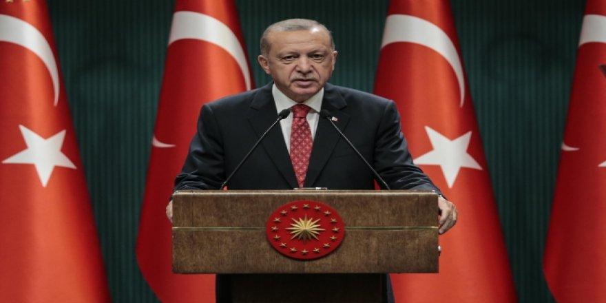 Cumhurbaşkanı Erdoğan'dan son dakika açıklaması! Akdeniz'deki planlara devam edeceğiz