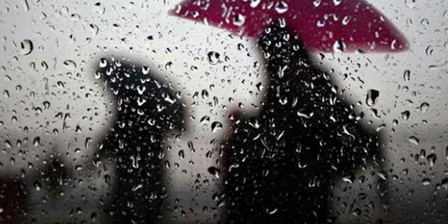 Meteorolojiden 4 kente sağanak uyarısı