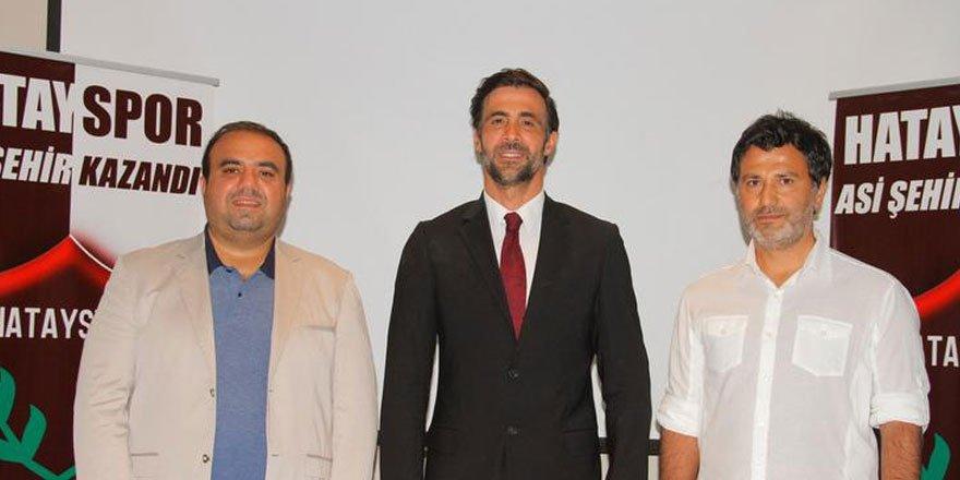 Hatayspor'da teknik direktörlük görevine Ömer Erdoğan getirildi!