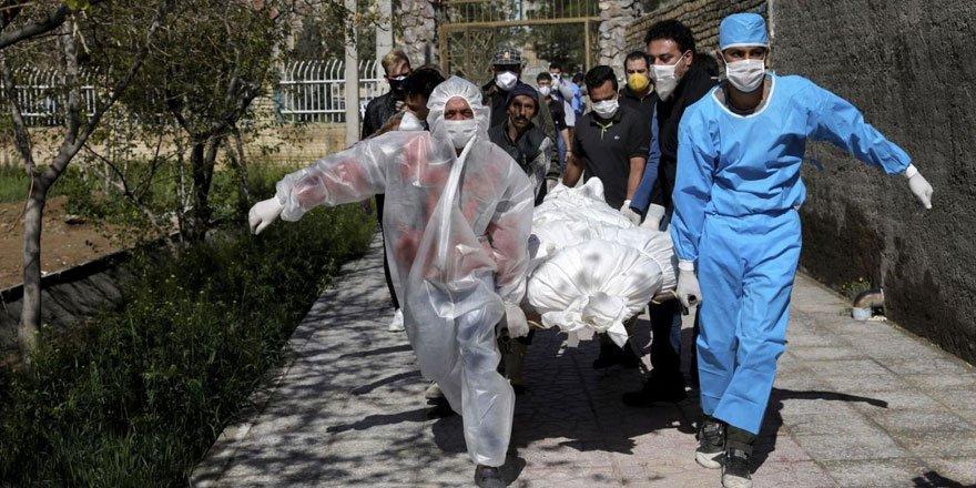 İran'da Kovid-19 nedeniyle 188 kişi hayatını kaybetti