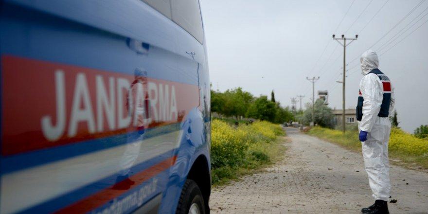 Balıkesir'de flaş karantina kararı! Giriş Çıkışlar kapatıldı