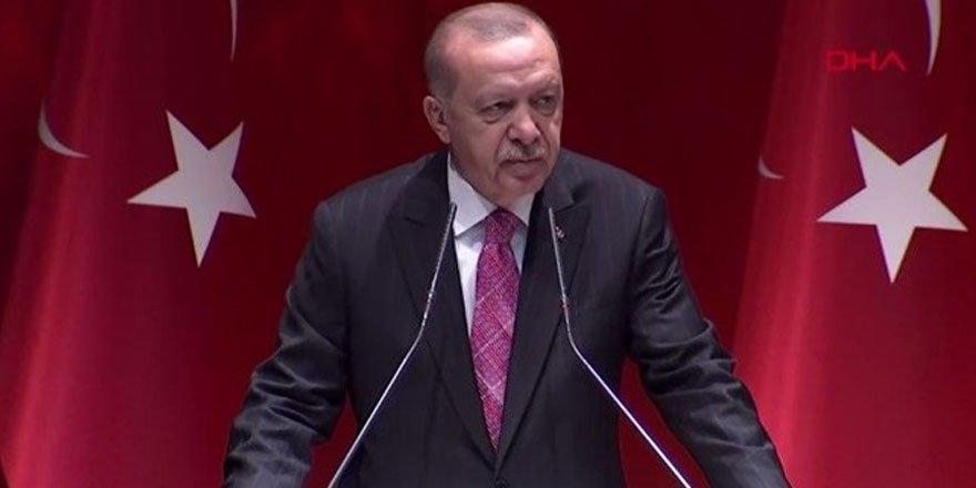 Cumhurbaşkanı Erdoğan: Türkiye'yi ileriye taşıyacağız
