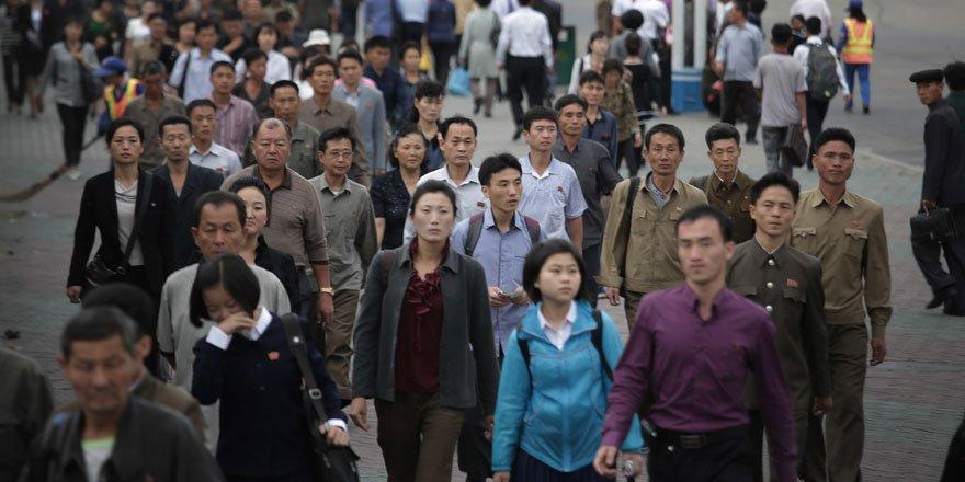 Kuzey Kore'de halkın yüzde 60'ı gıda güvensizliğiyle karşı karşıya!