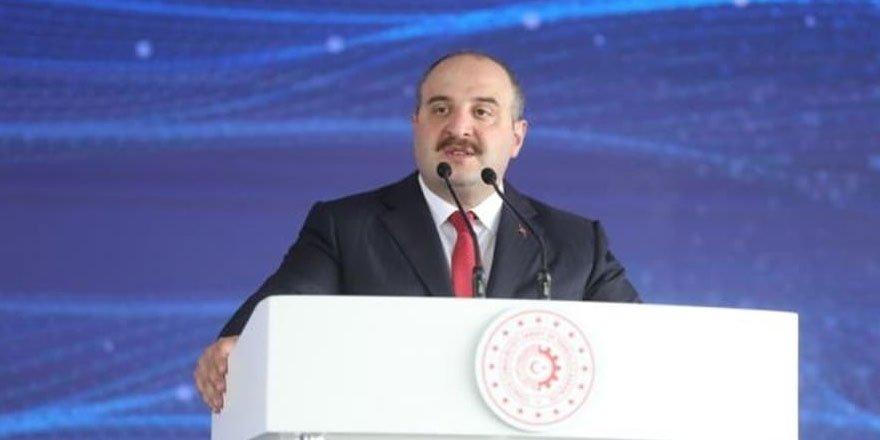 Bakan Varank: Haziran'da sanayi üretimi hem aylık hem de yıllık bazda yükseliş gösterdi