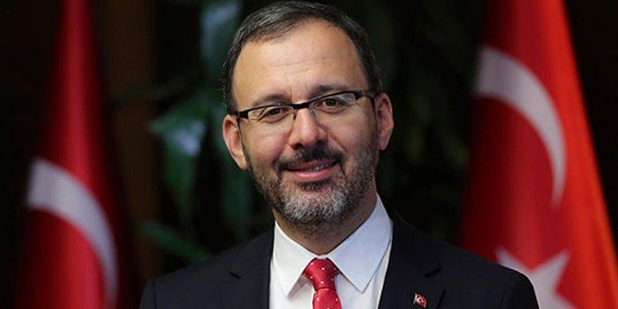 Bakan Kasapoğlu duyurdu! Spor merkezleri açılıyor