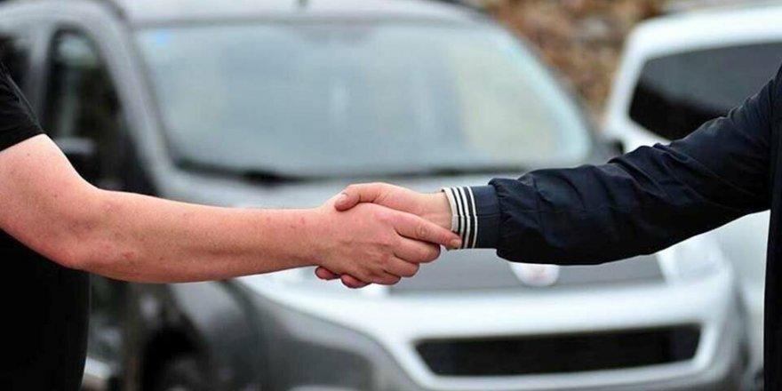 İkinci el araç satışında kiralama şirketlerine 1 yıl şartı getirildi
