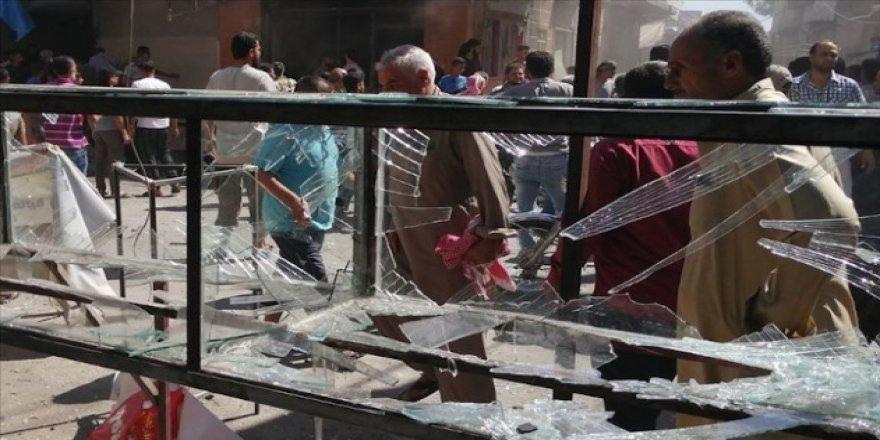 Cerablus'ta terör saldırısı: 1 ölü, 6 yaralı