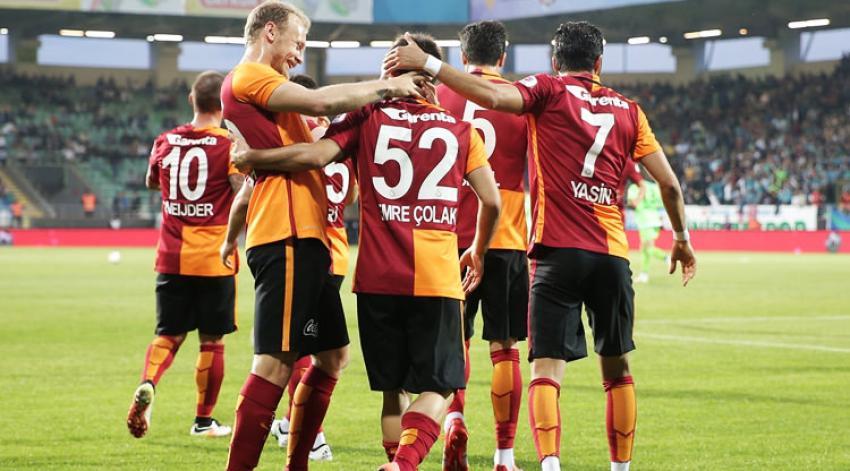 Galatasaray final kapısını araladı!