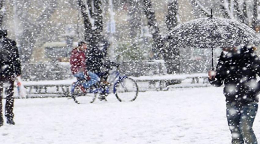 Dikkat, meteoroloji uyardı: Kar geliyor!